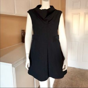 Marc by Marc Jacobs navy stretch jersey dress